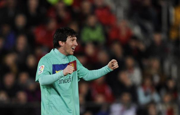 Mallorca v Barcelona - La Liga