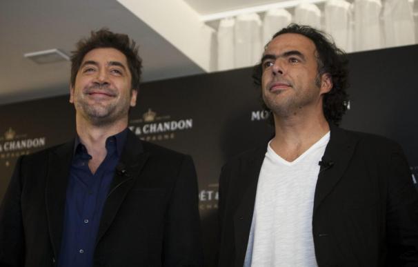"""Talento y huevos: ese es Javier Bardem"", sostiene Iñárritu"