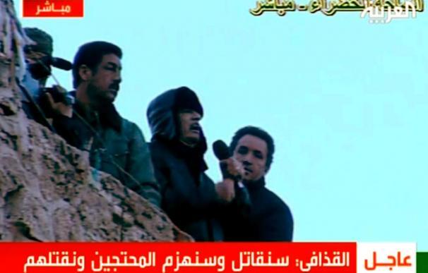 El jefe militar del este insta a los oficiales de oeste de Libia a marchar a Trípoli