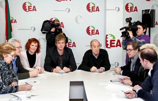 """EA ofrece la idea de """"unidad e inclusión"""" que cree que NaBai ha """"abandonado"""""""