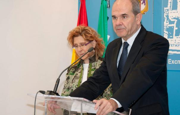 "Las CCAA socialistas dicen a Chaves que ahora ""no toca"" fusionar municipios"