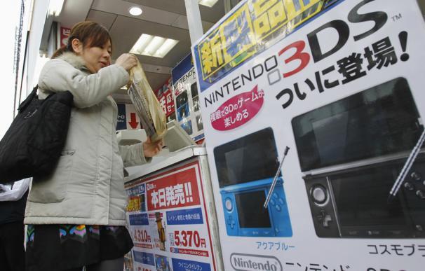 Nintendo lanza en Japón la consola 3DS - Reuters