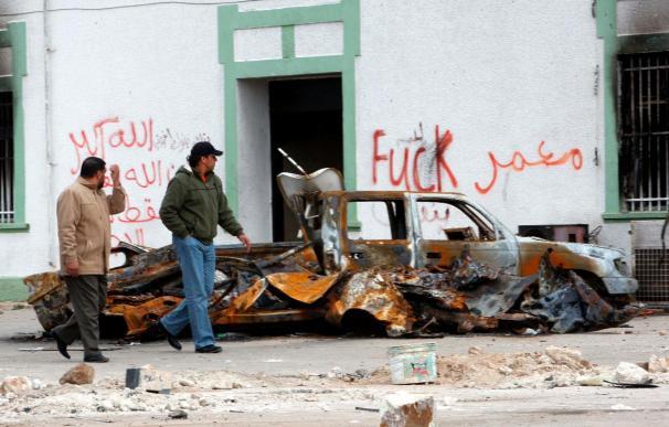 Francia pone bajo vigilancia los bienes de Gadafi y de su círculo cercano