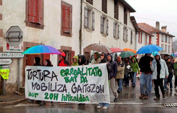 El juez prohíbe la manifestación en Vitoria en apoyo a los ocho huidos de Segi