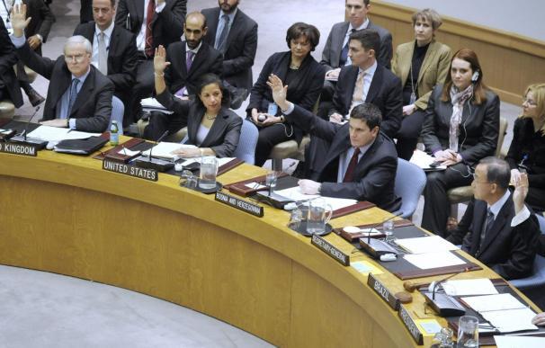 El Consejo de Seguridad envía un mensaje firme y unánime a Gadafi, que responderá al TPI