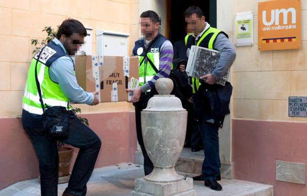 """Dos detenidos, un imputado y cuatro testigos durante el segundo día de la """"operación Picnic"""""""