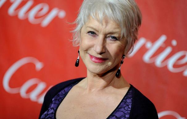 """Helen Mirren dice que se inspiró en Medea para su papel en """"La Tempestad"""""""