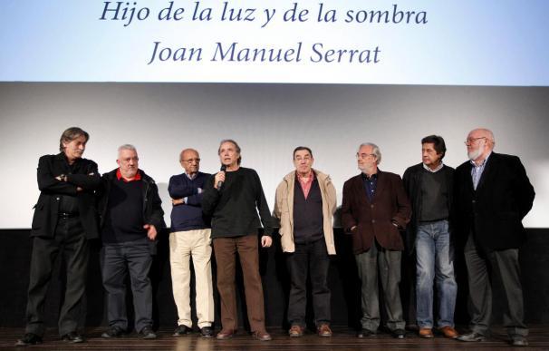 El homenaje de Serrat a Hernández lo completan 18 cineastas con sus vídeos