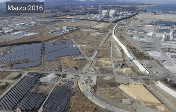Fukushima marzo 2016. / Reuters