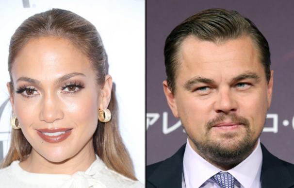 El sms 'subido de tono' de JLo y lo que DiCaprio contestó sin saber que era broma