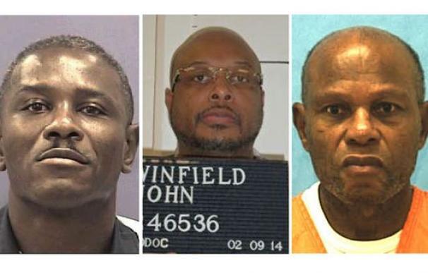 Tres nuevos ejecutados en EEUU