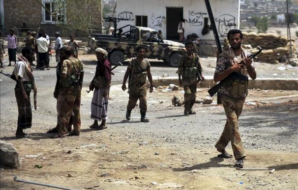 El Ejército yemení recupera el ultimo bastión de Al Qaeda en la provincia de Abian