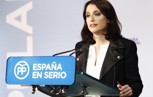 Levy dice que para políticas serias está el PP mientras que para faroles y perder el tiempo ya está Sánchez