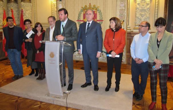 El Ayuntamiento de Valladolid destinará el remanente de 2015 a inversiones por 20,6 millones y la compra de 12 autobuses