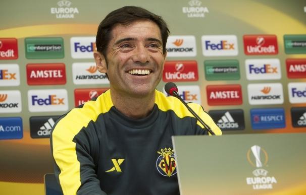 """Marcelino: """"Va a ser un partido sin tregua"""""""