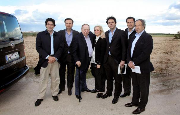 Sheldon Adelson en Madrid