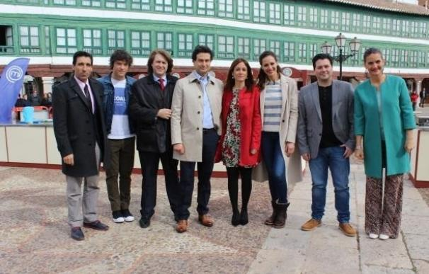 MasterChef graba en Almagro uno de sus programas, dentro de las acciones de promoción del IV Centenario de Cervantes