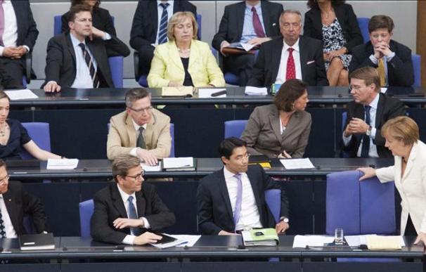 Recurren ante el Constitucional alemán tras la ratificación del pacto fiscal y el MEDE