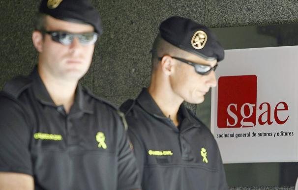 Nueve detenidos en la investigación de la SGAE, entre ellos Teddy Bautista