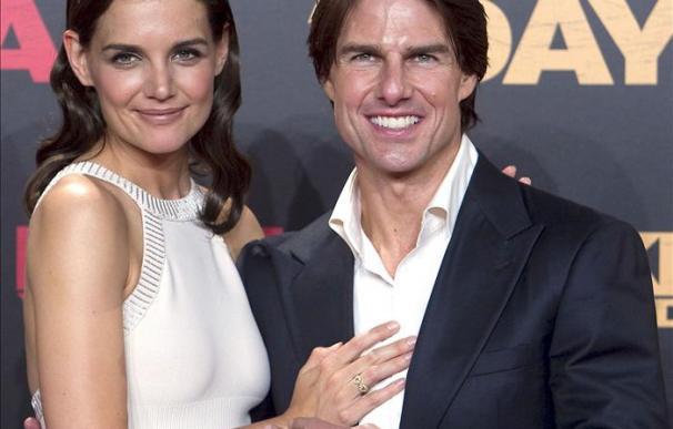 La cienciología puede ser la causa del divorcio de Tom Cruise y Katie Holmes