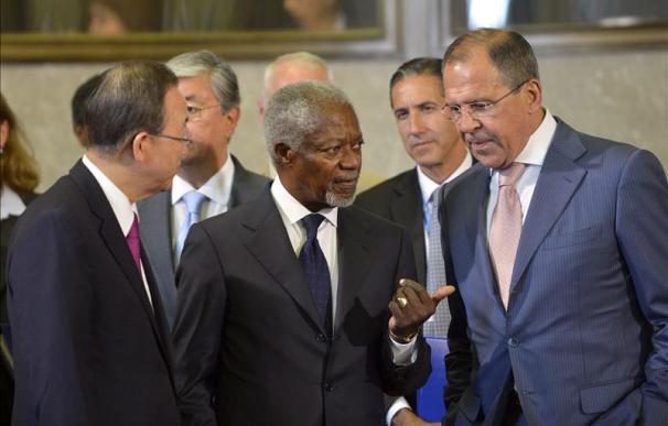 El Grupo de Acción propone un órgano de transición en Siria, con Gobierno y oposición