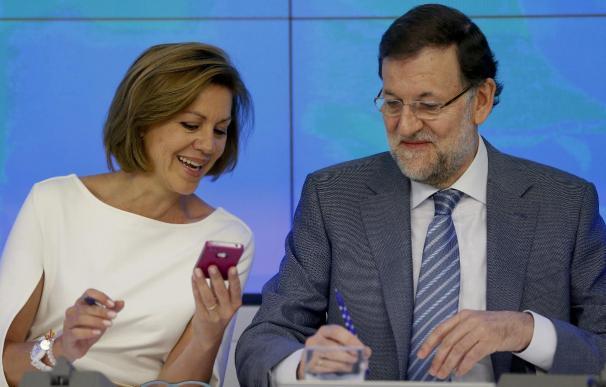 Rajoy abre un debate de regeneración que incluye la reducción de aforados