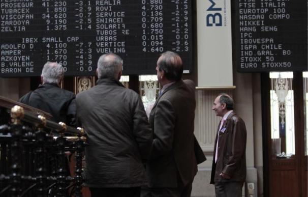 El Ibex sufre su segunda mayor caída del año (-3,67%) lastrado por el inminente castigo de Moody's a la banca