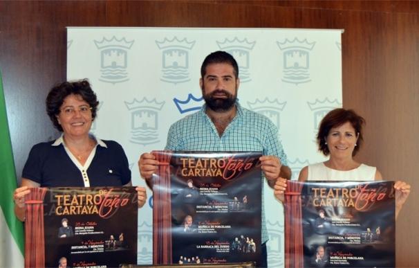 Concha Velasco y José Sacristan estarán en el XI ciclo de Teatro de Otoño de Cartaya