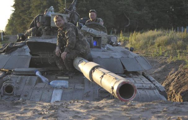 Poroshenko abre la puerta a una nueva prorroga de la tregua en el este de Ucrania