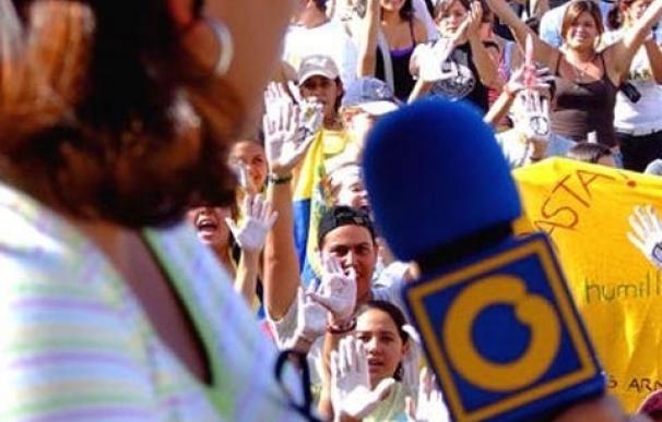 Globovisión paga una multa de 1,7 millones de euros para evitar el embargo de sus bienes