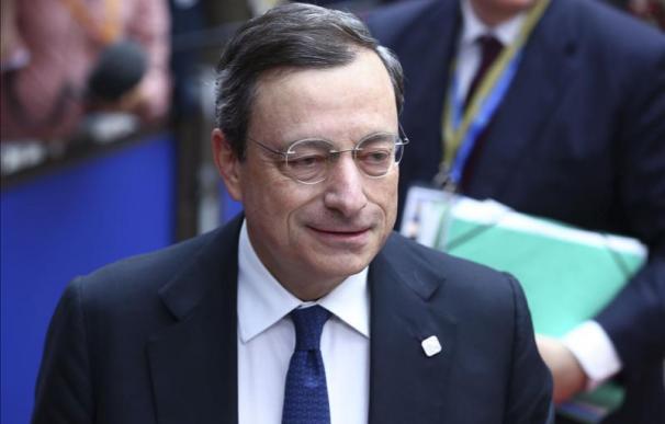 Draghi asegura que para que el acuerdo sea creíble se requiere una estricta condicionalidad