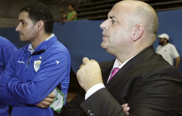 El español Pablo Prieto, seleccionador de fútbol sala de Libia, a punto de salir del país