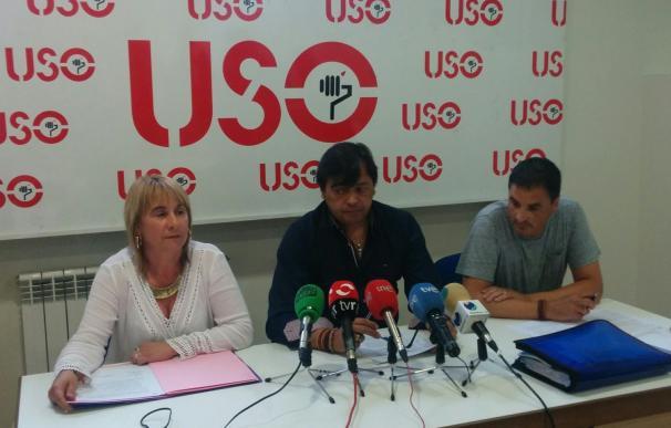 """USO afirma tener """"constancia"""" de que hay compradores para Unipapel Logroño"""