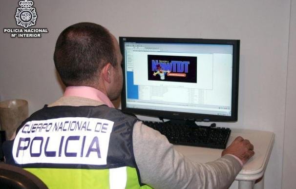 23 detenidos por utilizar programas pirateados en locutorios y cibercafés