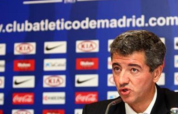 Gil Marín reconoce una deuda neta de unos 200 millones de euros en el Atlético de Madrid