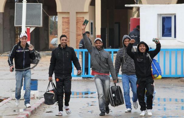 El Frontex cree que pueden llegar a la UE entre 500.000 y 1,5 millones de inmigrantes