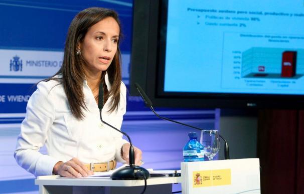 """El Gobierno suspenderá cautelarmente 15.271 rentas de emancipación """"en breve"""""""