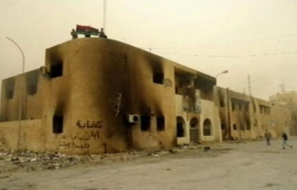 La ONU advierte a Libia de que la represión contra los manifestantes pueden ser crímenes contra la humanidad