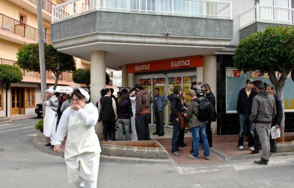 Un hombre apuñala a once personas en un ataque indiscriminado en Sant Antoni