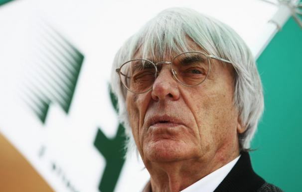 Bernie Ecclestone no cobrará a Bahréin