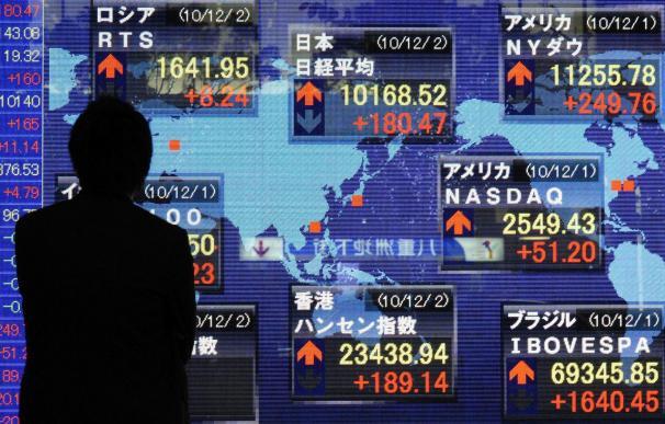 El índice Nikkei baja 0,71 por ciento en la apertura