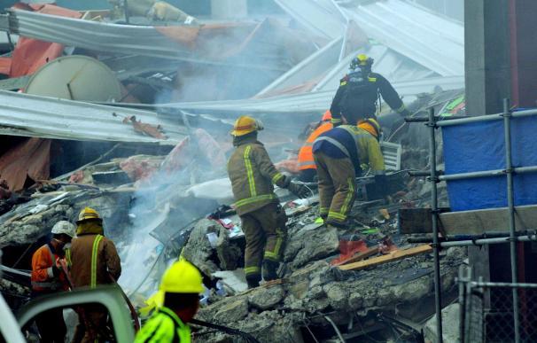 Al menos 75 muertos y 300 desaparecidos por el temblor al sur de Nueva Zelanda