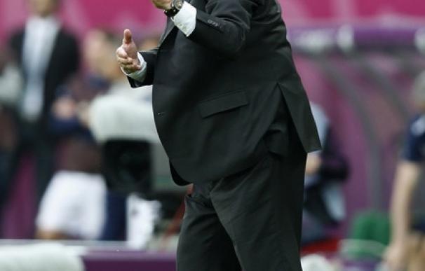 """Del Bosque: """"Tenemos números extraordinarios en defensa y eso no es malo"""""""