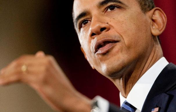 Obama considera inaceptable el sufrimiento libio y evalúa respuestas a la situación