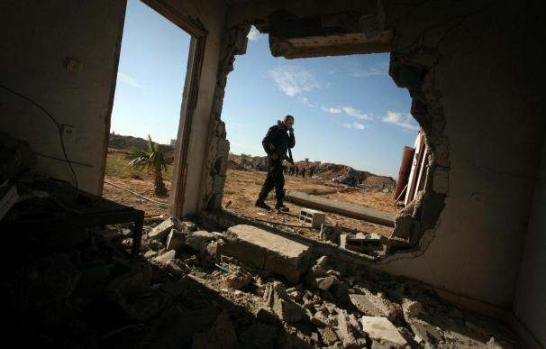 Siete palestinos heridos, uno de extrema gravedad, por fuego israelí en Gaza