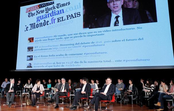 El director de El País alaba la reacción del Gobierno frente a Wikileaks