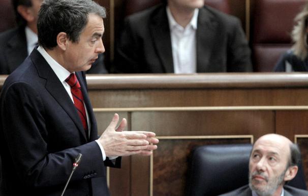 Zapatero hablará hoy de las cajas y del estancamiento de la economía