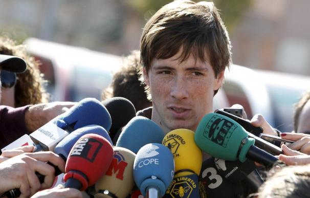 """Fernando Torres afirma que """"el Liverpool necesita tiempo"""" y él no lo tiene"""