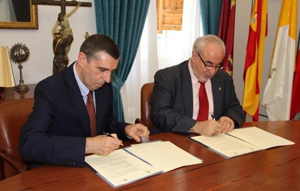 La UCAM y Camposeven incorporarán nuevas tecnologías al mundo agrario