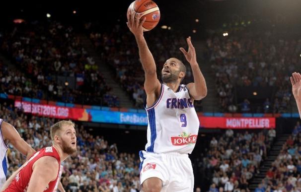Tony Parker lidera una selección francesa con cinco jugadores NBA
